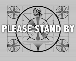 Please stand by - server maintenance